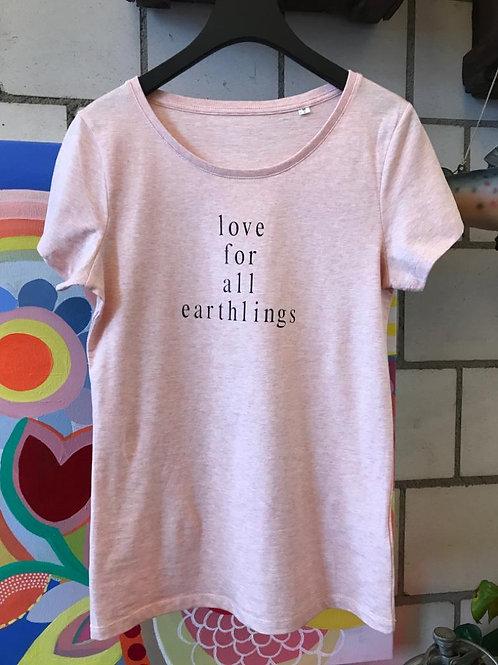 T-Shirt Women Earthlings