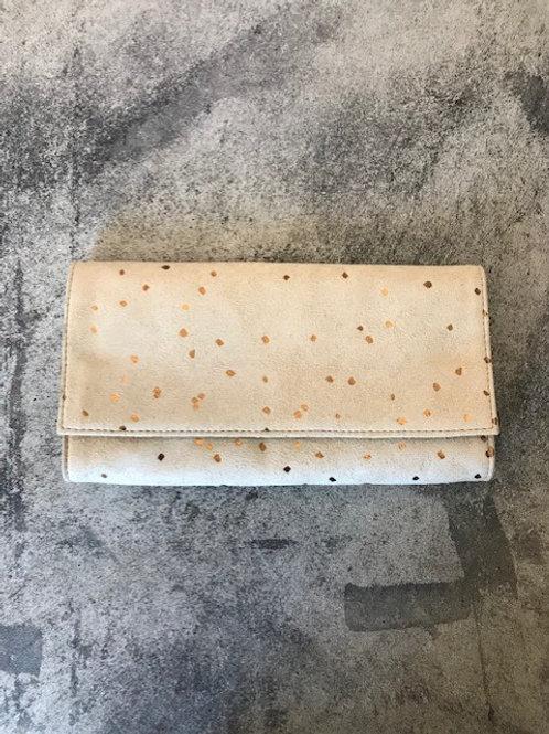 Minimal Wallet (confetti sand)