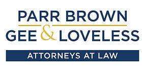 Parr Brown Logo - AAL_BLUE_BAR.JPG