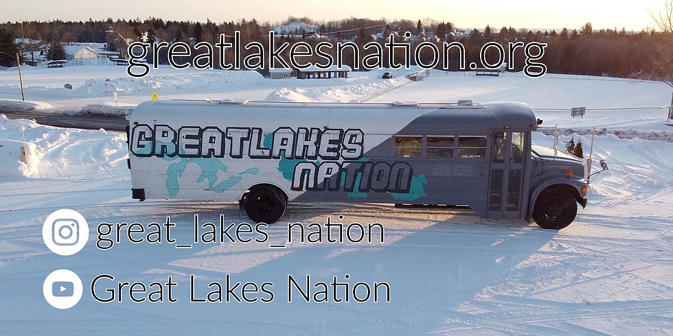 Great Lakes Nation Guided Rides