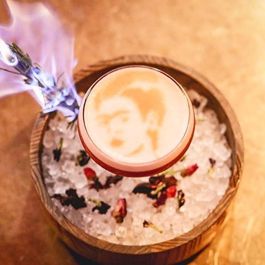 Want a cocktail that's on fire_ 🔥🔥🔥 T