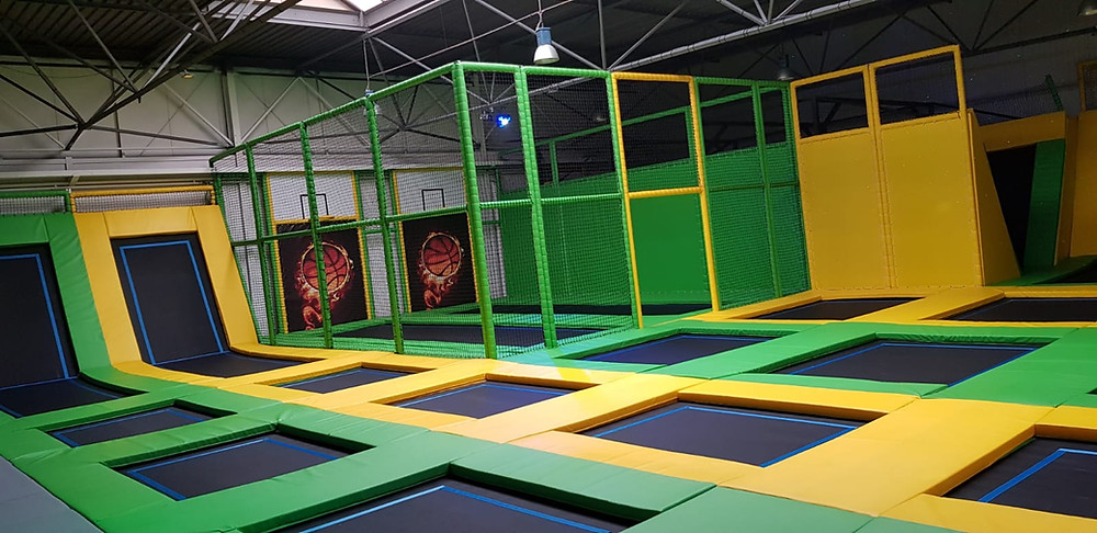 Amazing Benefits of Trampoline Parks