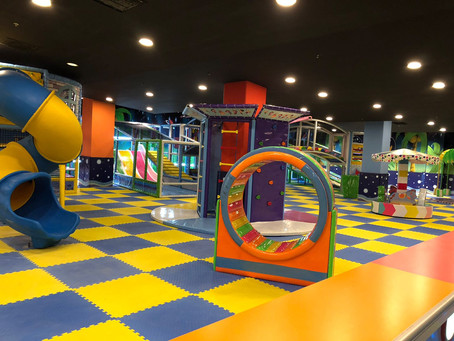 Erasta Mall in Antalya - Big Soft Play Entertainment Center