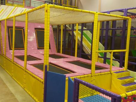 Saudi Arabia Soft Play and Trampoline – Entertainment Center Indoor Playground