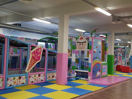 Antalya Park Indoor Playground Project In Latvia