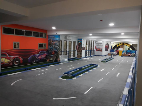 Indoor Playground Installation In Morocco - Casablanca
