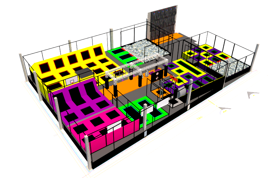 United Kingdom Trampoline Parks