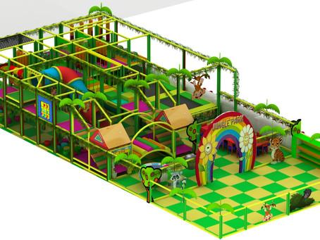 Indoor Playground Manufacturer Antalya Park