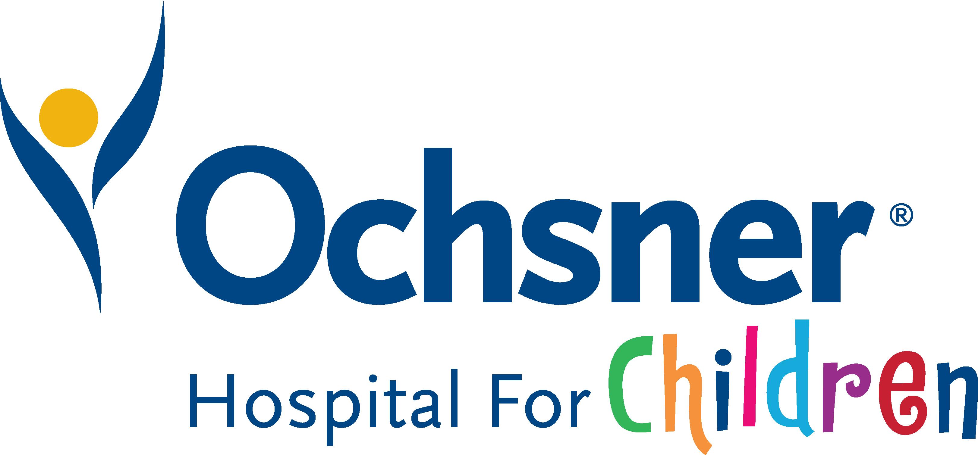 Ochsner Hospital For Children_Logo
