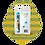 Thumbnail: Broad Spectrum Vape Cartridge - 500mg // 1ml