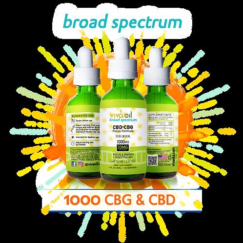 Focus - Broad Spectrum