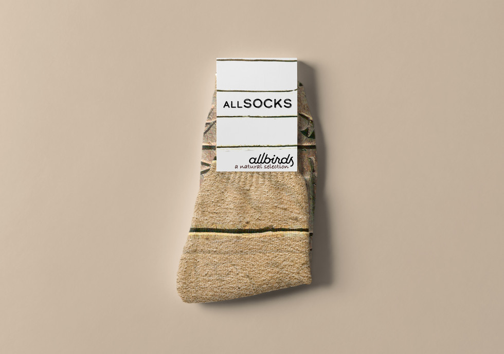 Allsocks - Egyptian