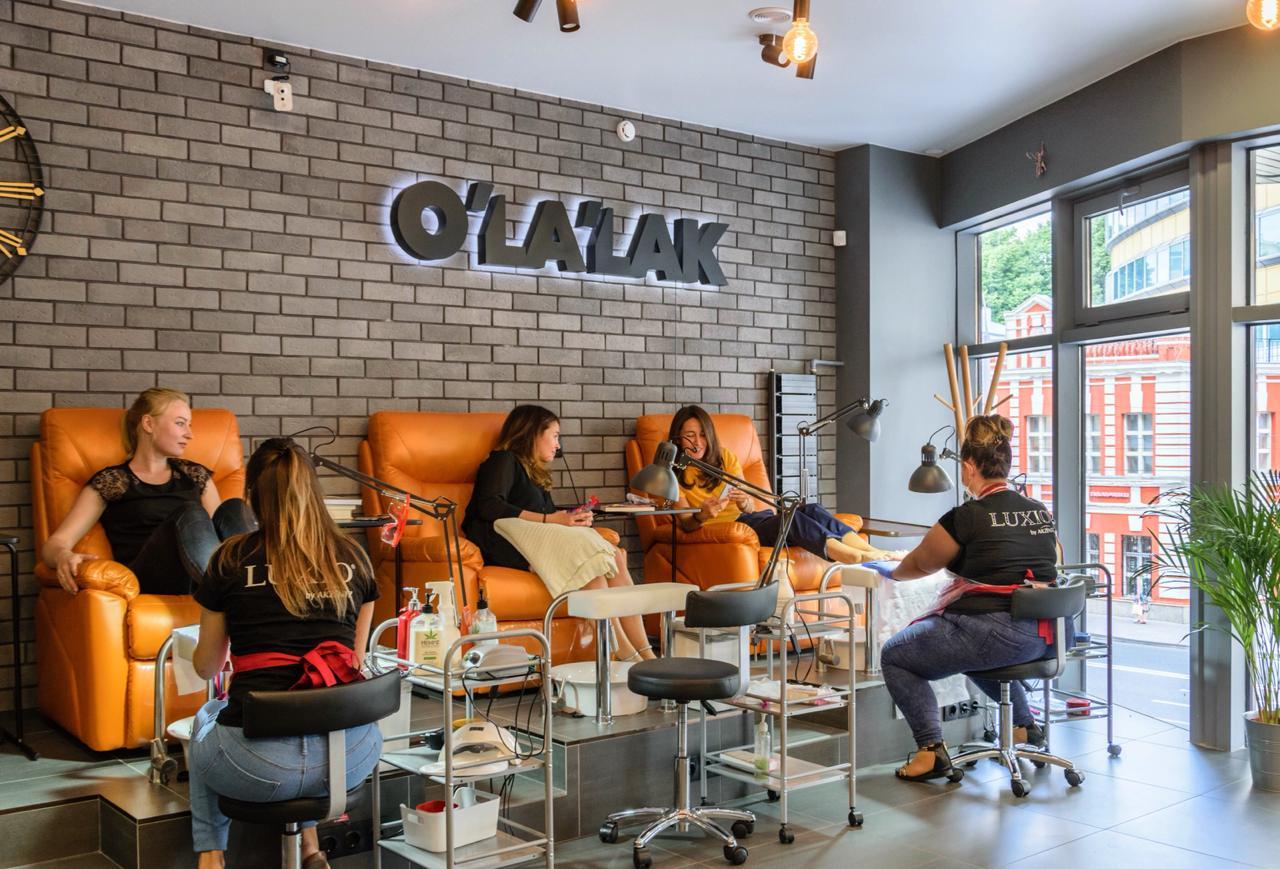 Студия Olalak на Таганской