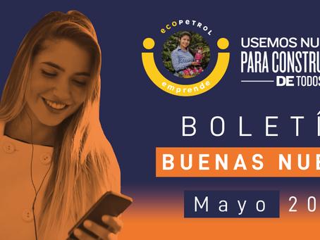 Buenas Nuevas - Boletín Mayo