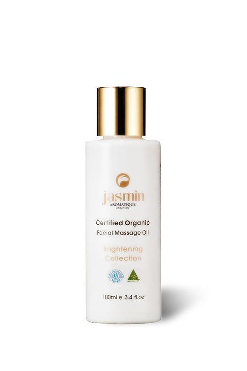 Facial Massage Oil