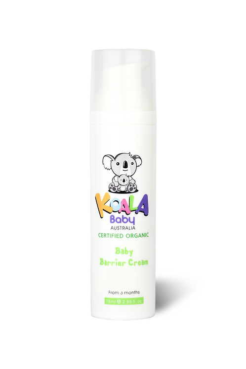 Baby Barrier Cream