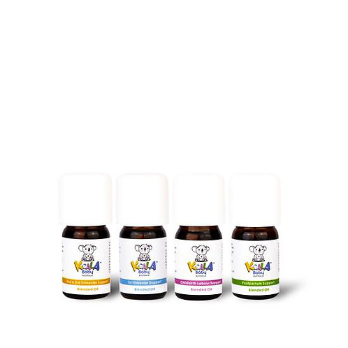 Pregnancy Support Blended Oils Set
