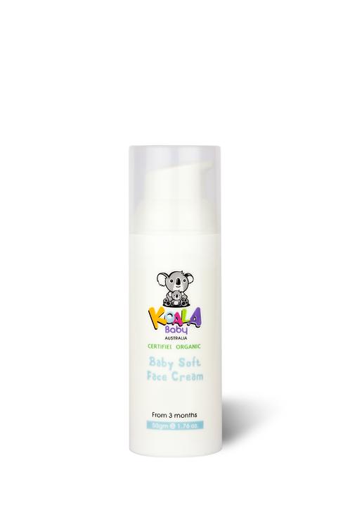 Baby Soft Face Cream