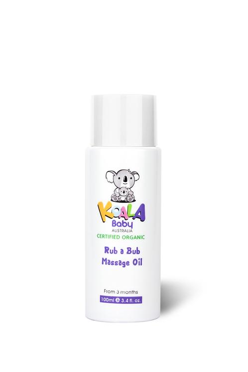 Rub a Bub Massage Oil