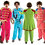 Thumbnail: Pink Beatles Lonely Hearts Club costume