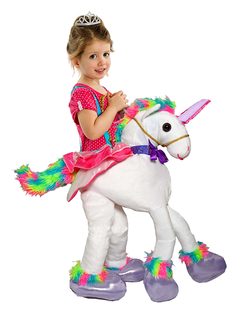 Unicorn Make believe Rider