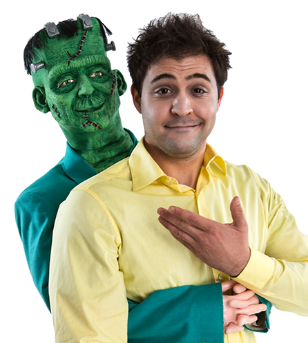 Frankenstein Creepy Companion