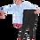 Thumbnail: Half Zombie Illusion costume