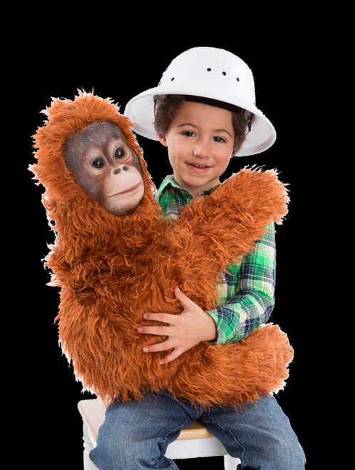 Baby Orangutan Kid Kuddler | Circus Hill - Halloween-costumes-for ...