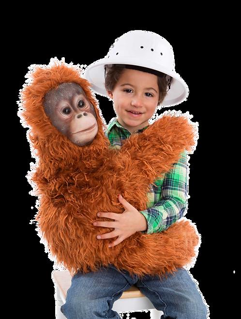 Baby Orangutan Kid Kuddler