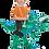 Thumbnail: Green Dinosaur Kid's Rider