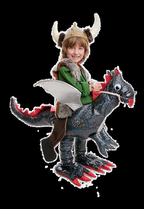 Black Dragon Kid's Rider