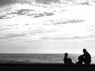 על אבהות במפגש עם קושי