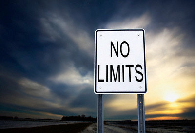 Accepting NO Limits.