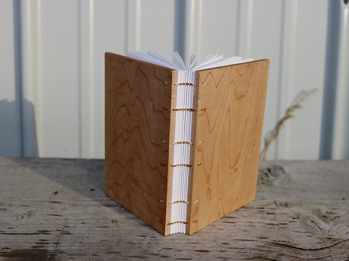 Toothsome Maple Journal