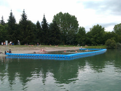 Lac de Montréjeau & baignade