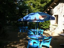 Terrasse Accueil-Bar