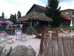 Lac de Montréjeau & bar-resto