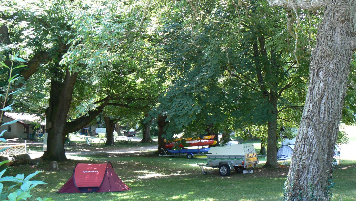 Espace tentes&caravaning
