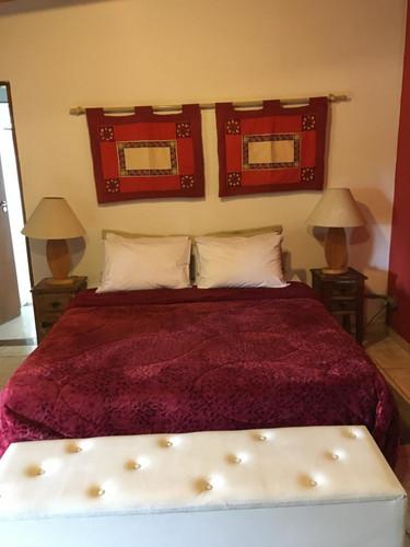 Cama da suite Lodge 16