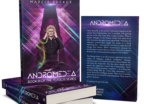 Andromedea, Book 1 of The Perseus Series