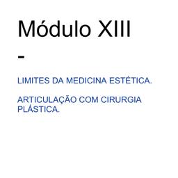 Master Medicina Estética