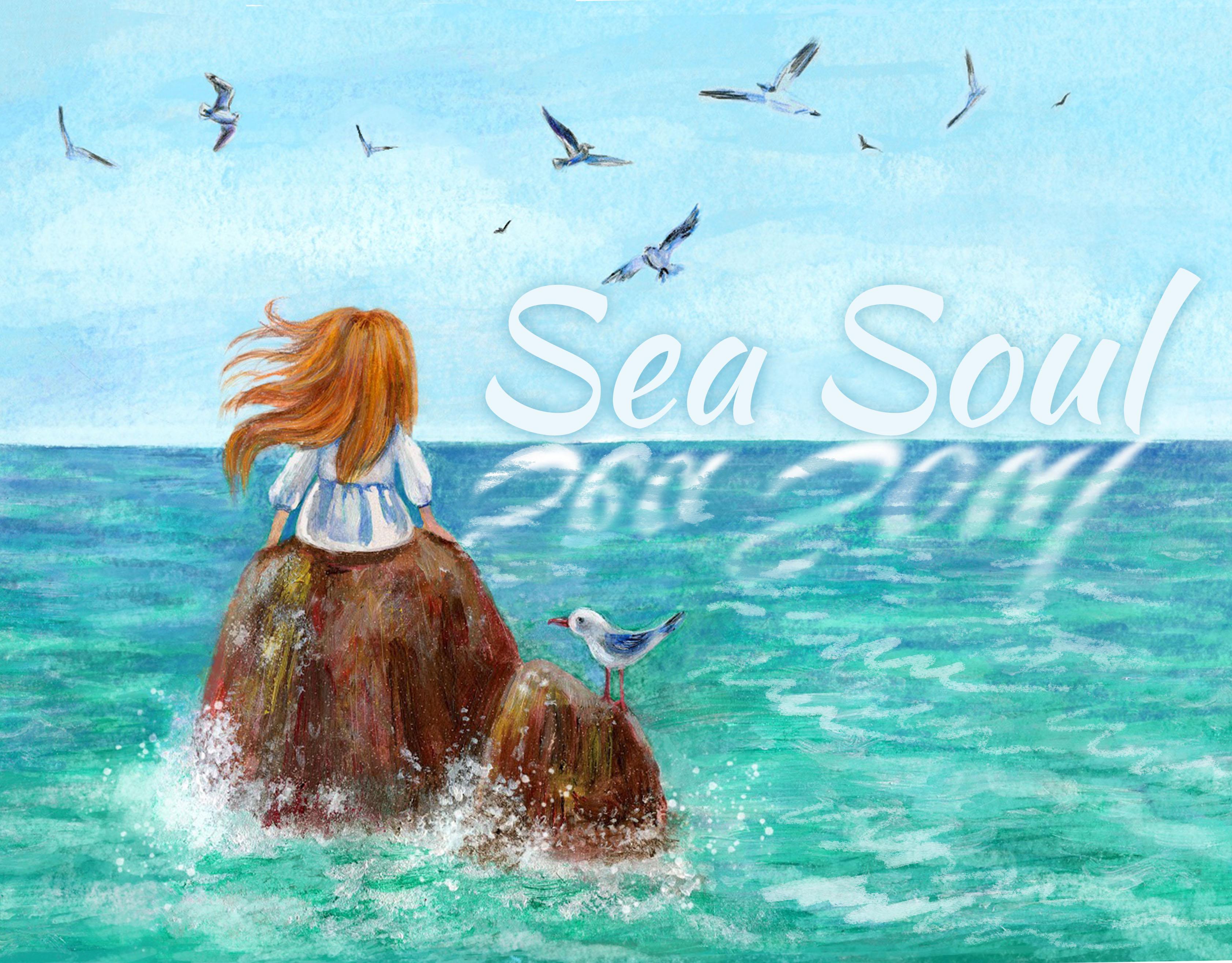sea soul behance cover-4