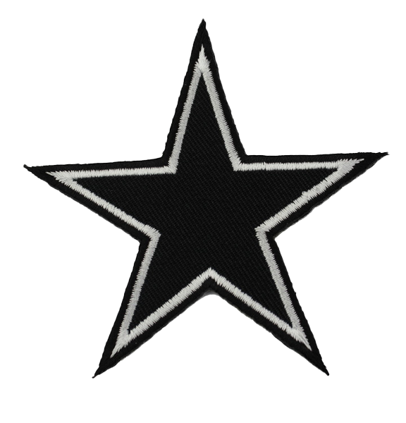 Svart stjärna