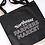 Thumbnail: Tote Bag - Black