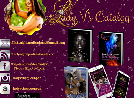 Meet the Author ... Lady V