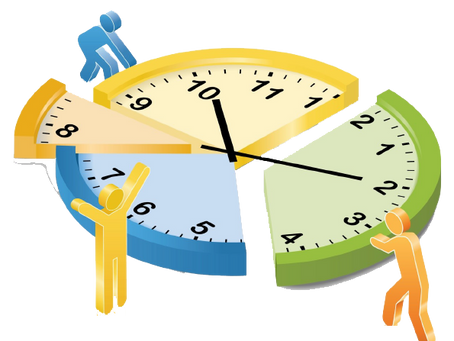Making the most of your time - by Jasmine