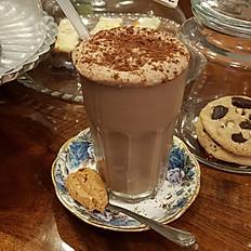 Chocolate and Peanut Butter Milkshake