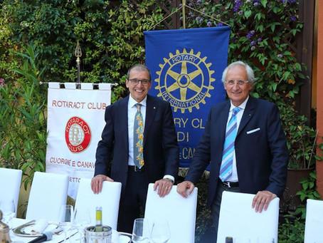 Apertura dell'Anno Rotariano 2018-2019