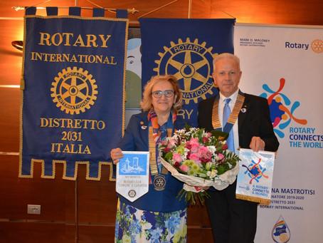 L'Emergenza Covid 19 accelera gli aiuti del Rotary alla Comunità