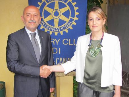 Anno Rotariano 2015-2016. Programmi e riflessione del presidente.